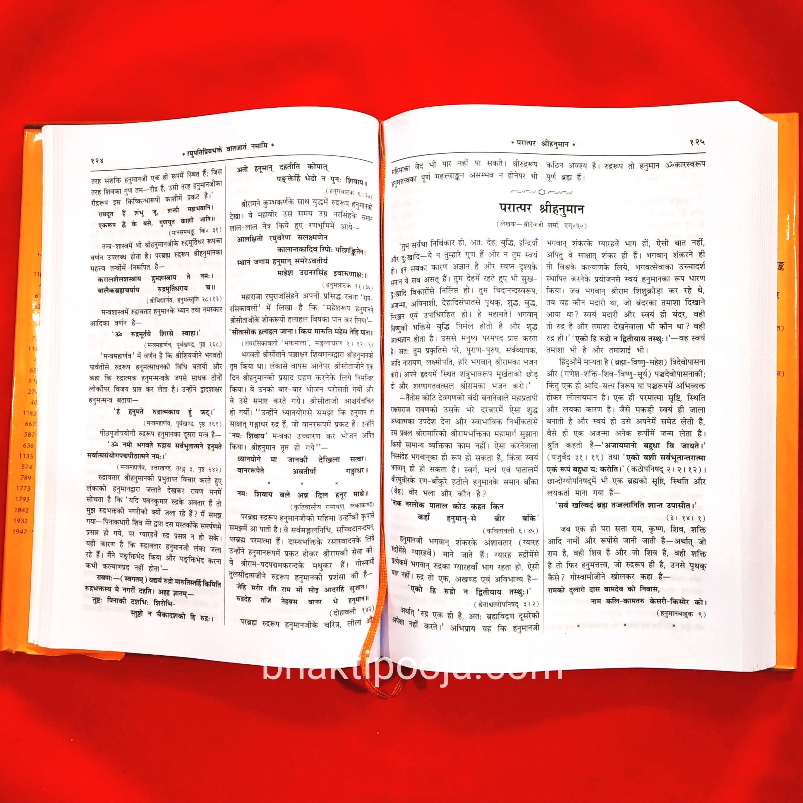 hanuman upasana book
