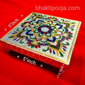 small chowki for puja