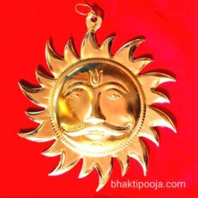 surya bhagwan mukh