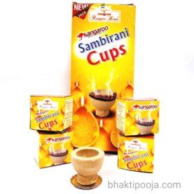 sambrani loban cups