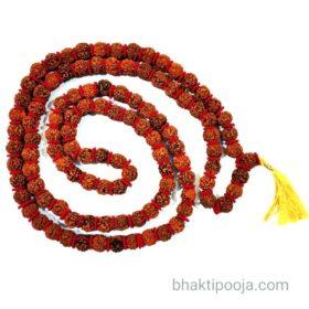 original big size nepal rudraksha beads mala