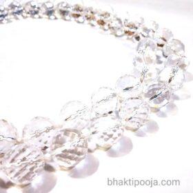 big beads sphatik kantha 54 beads